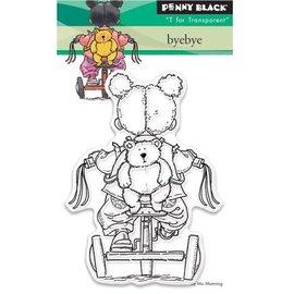 Penny Black selo transparente: ByeBye