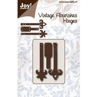 Joy!Crafts / Jeanine´s Art, Hobby Solutions Dies /  modèle de poinçonnage et estampage: Charnières