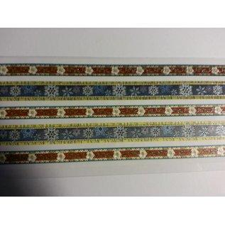 Sticker Glitter Fabric Trims lim