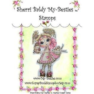 "My BESTIES My-Besties ""Sherri Baldy"", transparent Stempel"