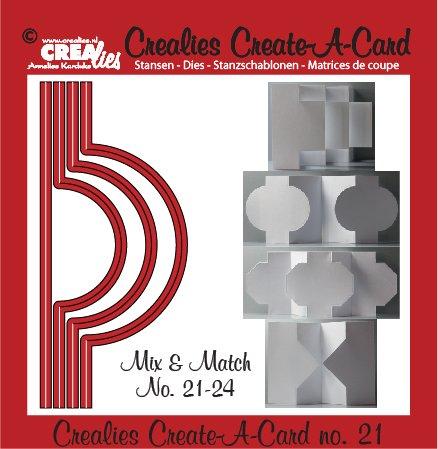 crealies create a card no 21 for punch card hobby crafts24 eu english