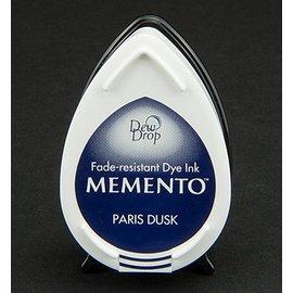 dewdrops Memento carimbo a tinta InkPad-Paris Dusk