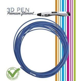BASTELZUBEHÖR, WERKZEUG UND AUFBEWAHRUNG Penna 3D filamento, 5M, cielo blu