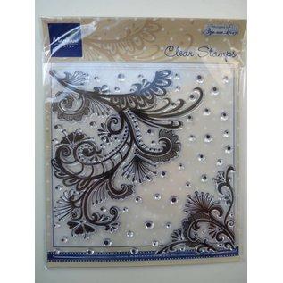 Marianne Design Stamp, Anja's werveling