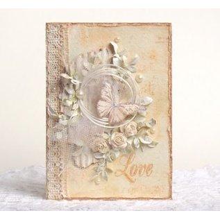 Marianne Design Rose Bud hvid