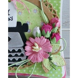 Marianne Design Rose Bud felroze