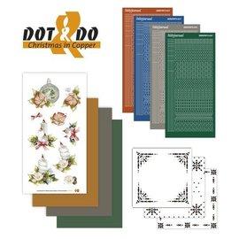 Sticker Bastelset pour la conception de la carte pour 4 billets