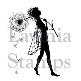 """Stempel / Stamp: Transparent Transparent stamp: Elfe """"Make a Wish"""""""