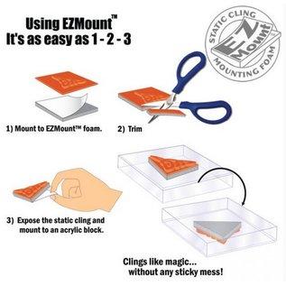 Crafter's Companion A6 Unmounted Gummi Stempel Set, für viele Anlässe