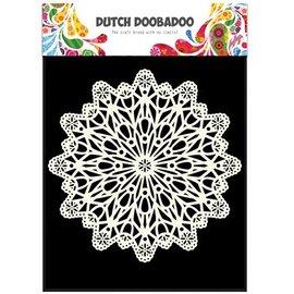 Dutch DooBaDoo Máscara Schablobe, Art Circle A5