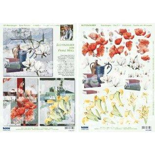 BASTELSETS / CRAFT KITS Remplissez Bastelset pour 3 cartes
