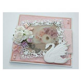 Joy!Crafts / Hobby Solutions Dies Stansning og prægning skabelon: Swan