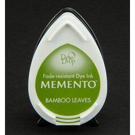 dewdrops Memento carimbo a tinta InkPad-folhas de bambu