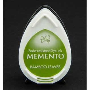 MEMENTO DewDrops Stempeltinte, InkPad-Bamboo Leaves