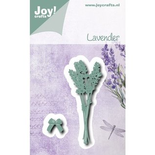 Joy!Crafts / Hobby Solutions Dies Punching and embossing template: Lavender