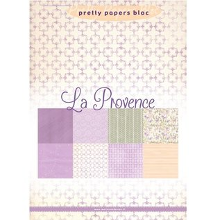 Marianne Design Pretty Papers A5: La Provence