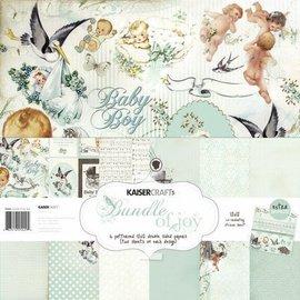 Kaisercraft und K&Company Ontwerper Block: De jongen van de baby