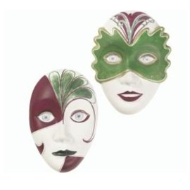 GIESSFORM / MOLDS ACCESOIRES Mold: 2 maskers