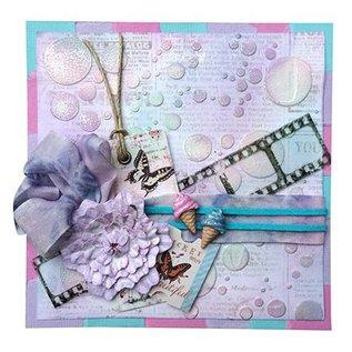 Joy!Crafts / Jeanine´s Art, Hobby Solutions Dies /  timbre transparent: filmstrip