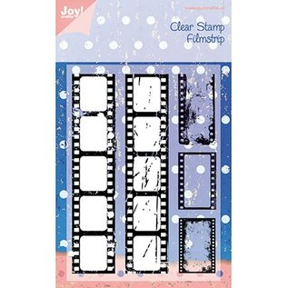 Joy!Crafts / Jeanine´s Art, Hobby Solutions Dies /  Transparent stempel: filmstrimmel