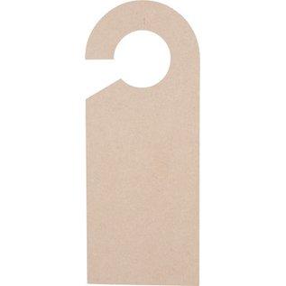 Objekten zum Dekorieren / objects for decorating Türschild