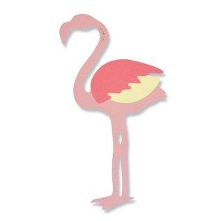 Sizzix Stanz- und Prägeschablone: Flamingo