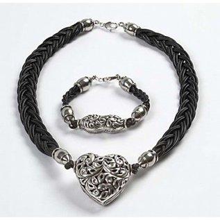 Schmuck Gestalten / Jewellery art 10 cap, størrelse 11x20 mm, antik sølv