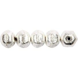 Schmuck Gestalten / Jewellery art 5 Exclusive perle, écrou, D: 10 mm