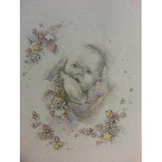 BILDER / PICTURES: Studio Light, Staf Wesenbeek, Willem Haenraets Arco background + fogli singoli, Tema: bambino