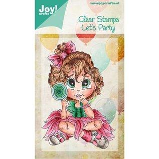 Joy!Crafts / Jeanine´s Art, Hobby Solutions Dies /  Transparent Stempel, Let´s Party