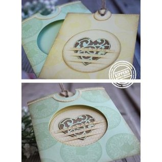 Joy!Crafts / Hobby Solutions Dies Stamping- and pre-template: Mery's circle fantasy