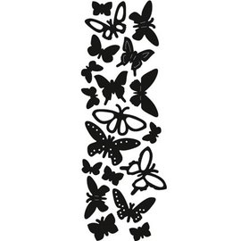 Marianne Design Punching and embossing template: Butterflies