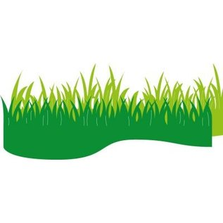 Marianne Design Stamping and embossing stencil, grass