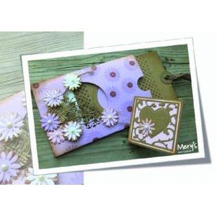 Joy!Crafts / Hobby Solutions Dies Poinçonnage et modèle de gaufrage, Basic Mery autour