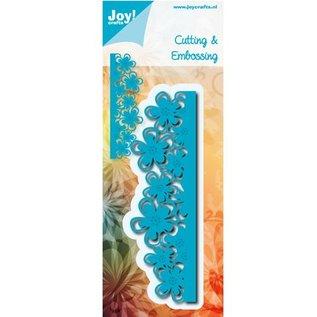 Joy!Crafts / Jeanine´s Art, Hobby Solutions Dies /  Stanz- und Prägeschablone, Blumenbordüre