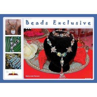 Bücher und CD / Magazines Perlenbuch 21 x 15 cm, Beaded Exclusive