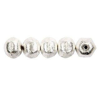 Schmuck Gestalten / Jewellery art Eksklusiv perle med tværgående hul, D: 10 mm, hulstr 1 mm
