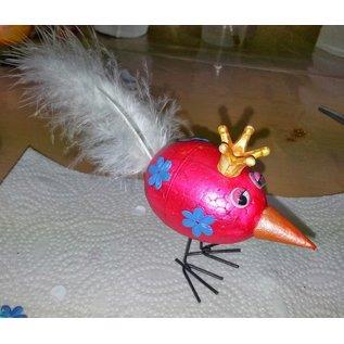 BASTELZUBEHÖR, WERKZEUG UND AUFBEWAHRUNG Chick fødder, 2 stykker