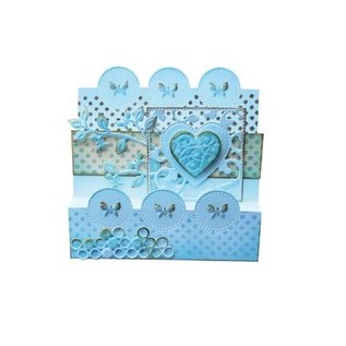 Joy!Crafts / Jeanine´s Art, Hobby Solutions Dies /  Stanz- und Prägeschablonen: Quadrat mit Herz