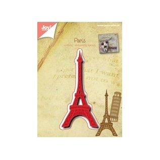 Joy!Crafts / Jeanine´s Art, Hobby Solutions Dies /  Stanz- und Prägeschablonen: Eiffelturm