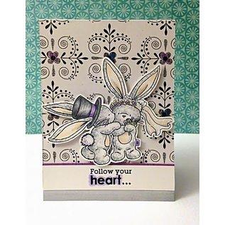 Crafter's Companion A6 Enhed, gummistempler sæt, bryllup