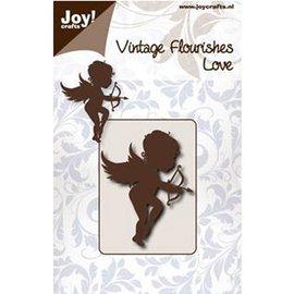 Joy!Crafts / Jeanine´s Art, Hobby Solutions Dies /  Stanz- und Prägeschablone, Engel