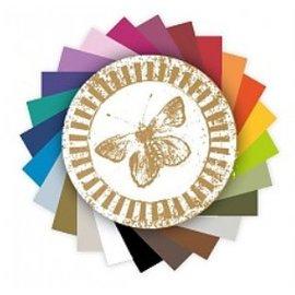 AURELIE Designer paper collection, A4, 48 sheets