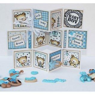 Joy!Crafts / Jeanine´s Art, Hobby Solutions Dies /  Transparent stempel: Baby