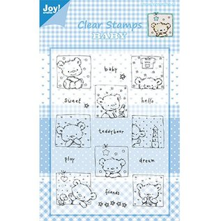 Joy!Crafts / Jeanine´s Art, Hobby Solutions Dies /  Transparent Stempel: Baby