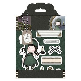 Gorjuss / Santoro Urban Stempel, Santoro, Nightlight