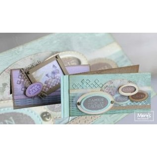 Joy!Crafts / Hobby Solutions Dies Cutting and embossing stencils, 4 Borders