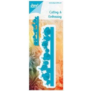 Joy!Crafts / Hobby Solutions Dies Skæring og prægning stencils, grænsen med mariehøne