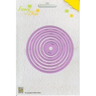 Nellie Snellen Stamping and Embossing stencil, set around