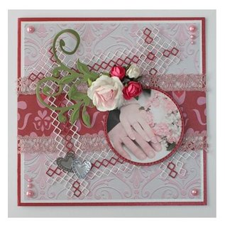 Joy!Crafts / Hobby Solutions Dies Cutting and embossing stencils, borders - lines